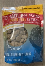 Charles Bears Treats - Crunch Grain Free Bacon Blueberry 8 oz