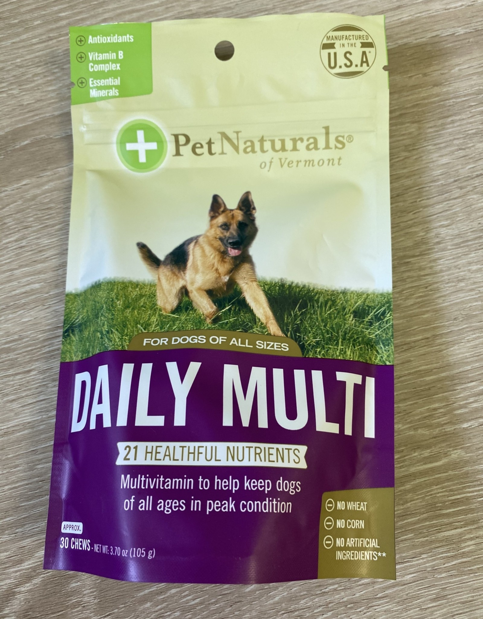 Pet Naturals Pet Naturals of Vermont - Daily Multi