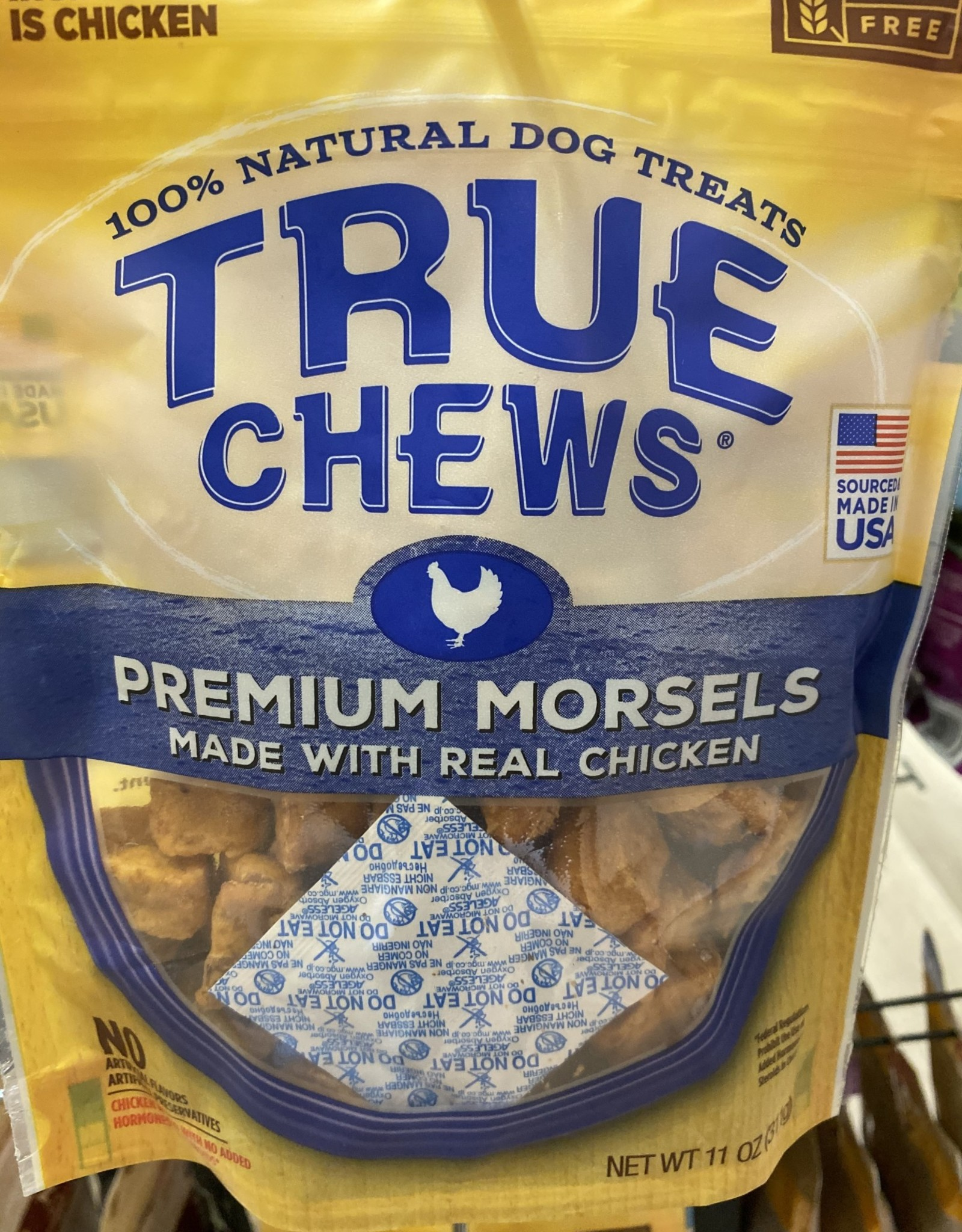True Chews True Chews - Premium Morsels Chicken