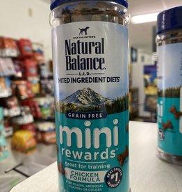 Natural Balance Mini Reward Chicken 5.3OZ