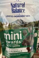 Natural Balance Mini Training Rewards Lamb 4OZ