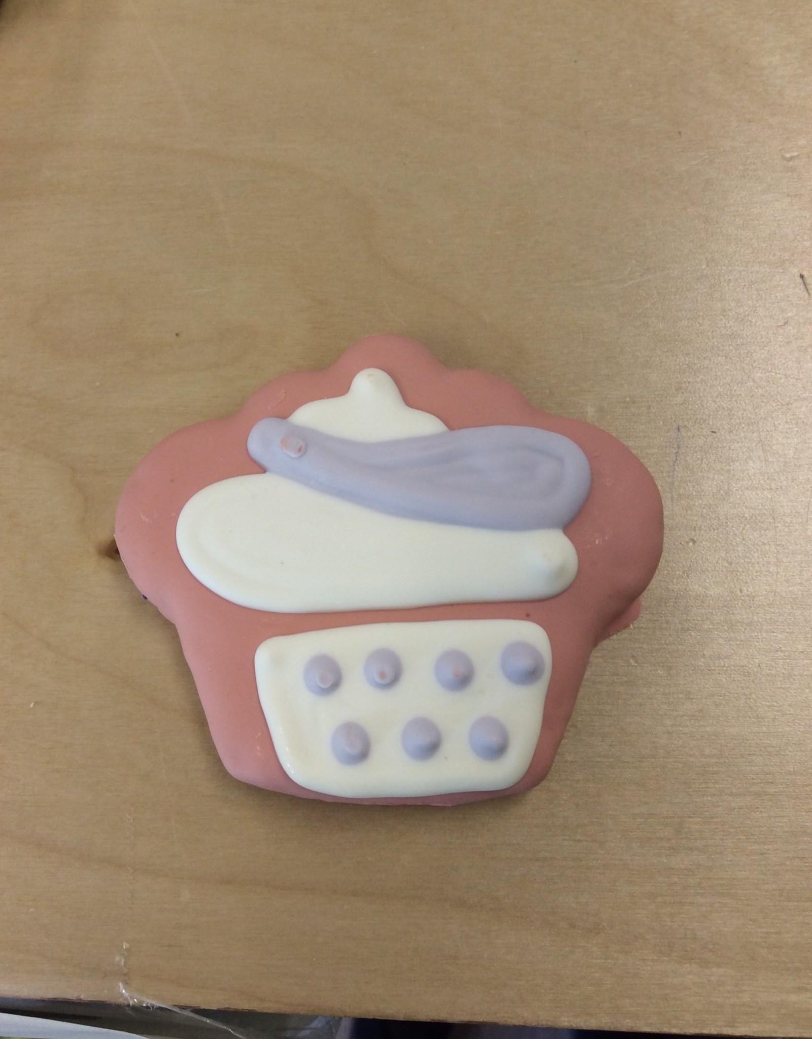 Bosco and Roxy Cupcake Cuties Cookie