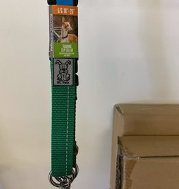 RC Pets Rc Pets Collars - Large Clip Green Martingale