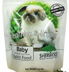 Sherwood Healthier & Hoppier Baby Rabbit Food