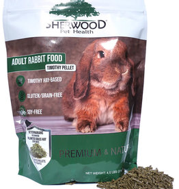 Sherwood Timothy Pellet Adult Rabbit Food