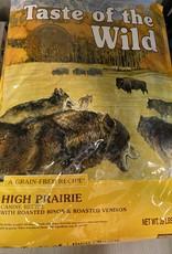 Taste of the wild Taste of the Wild - 28 lbs High Praire GF BSN/VSN