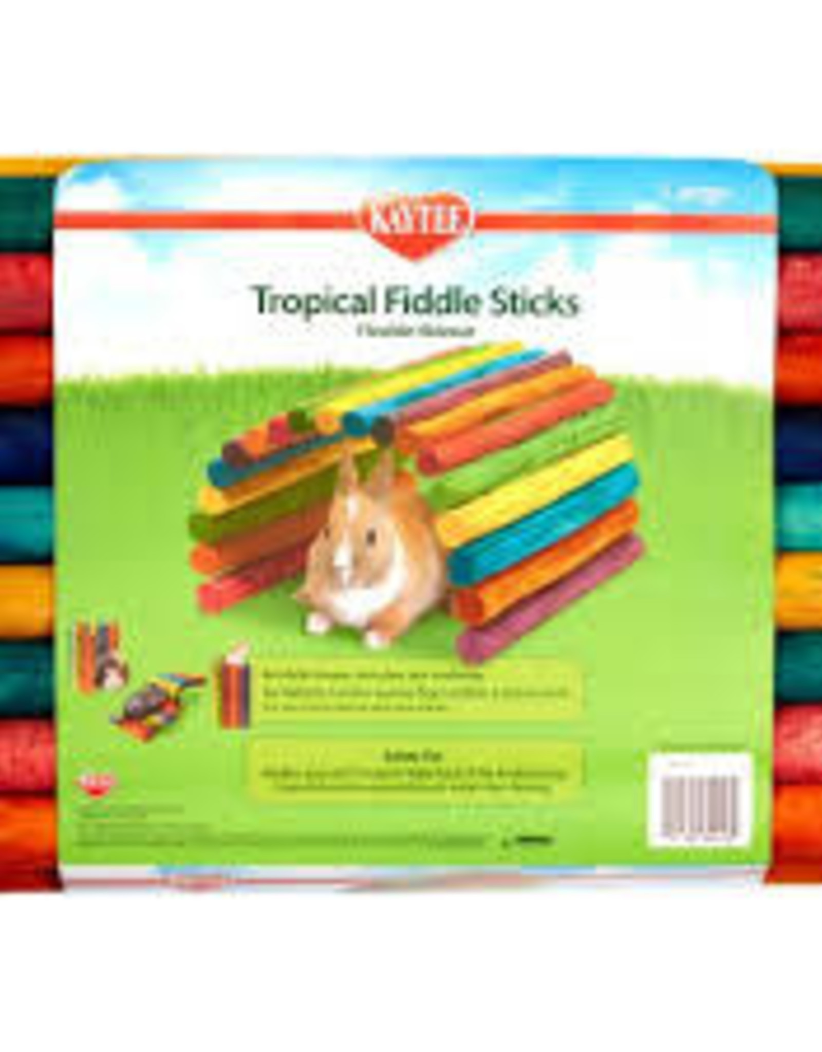 Kaytee Tropical Fiddle Stik Hideout Large