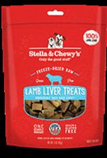 Stella & Chewys Freeze Dried Lamb Liver 3oz