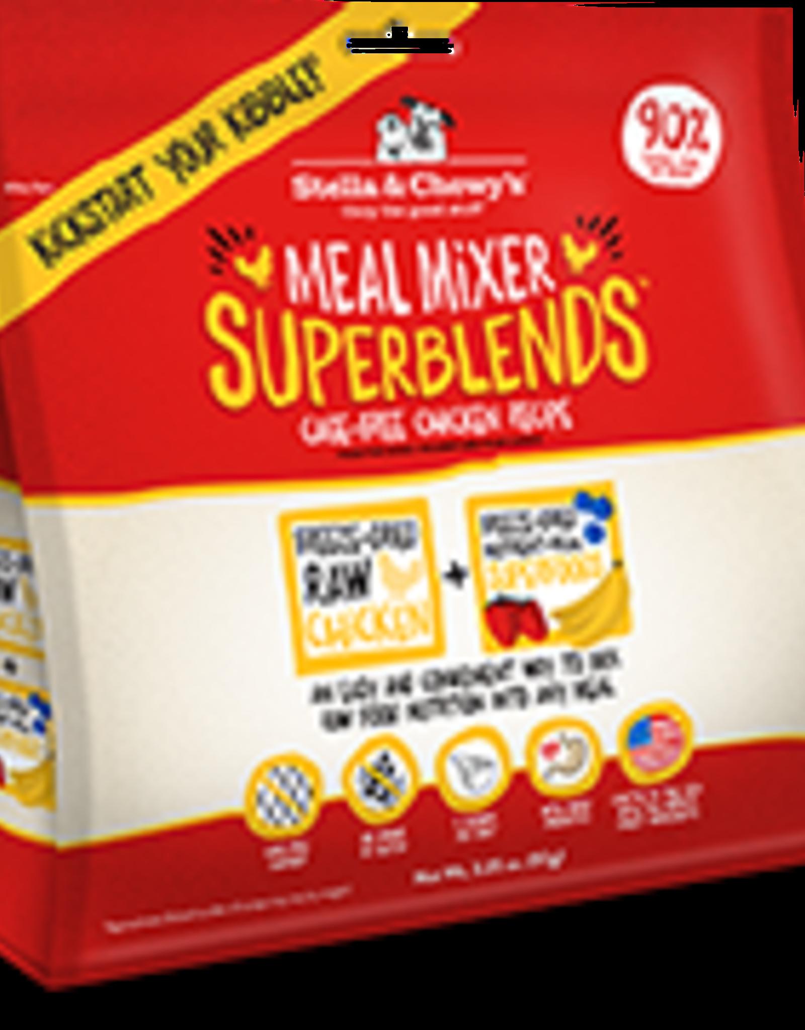 Stella & Chewys Meal Mixers: Superblends Chicken 8oz