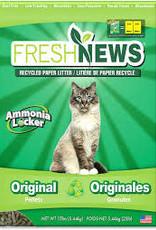 Fresh News Cat Litter - 12# Regular