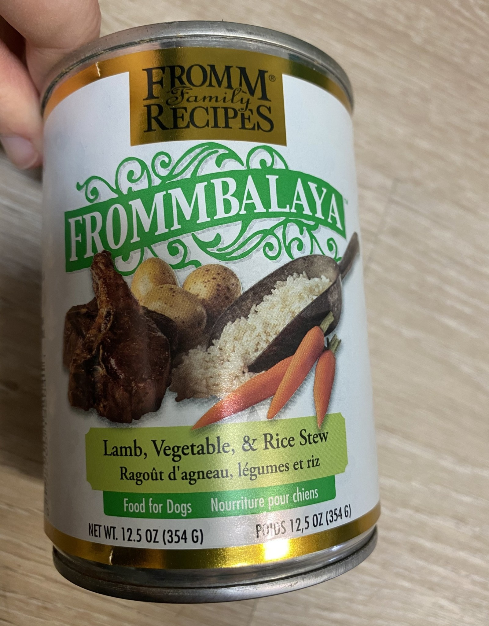 Fromm Frommbalaya Lamb & Rice