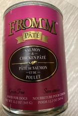 Fromm Pate Sal & Chicken Canned Food
