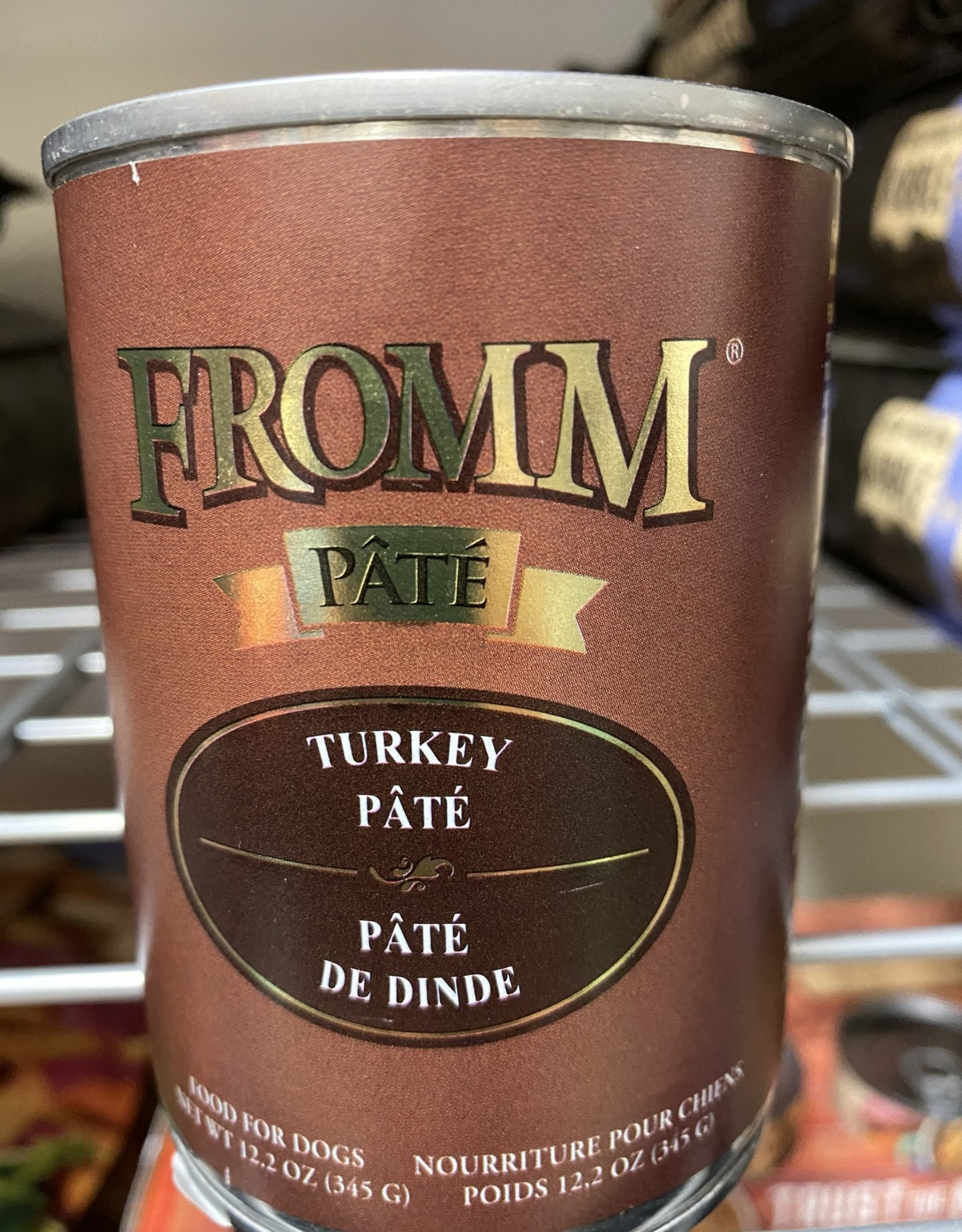 Fromm Gold - Turkey Pate