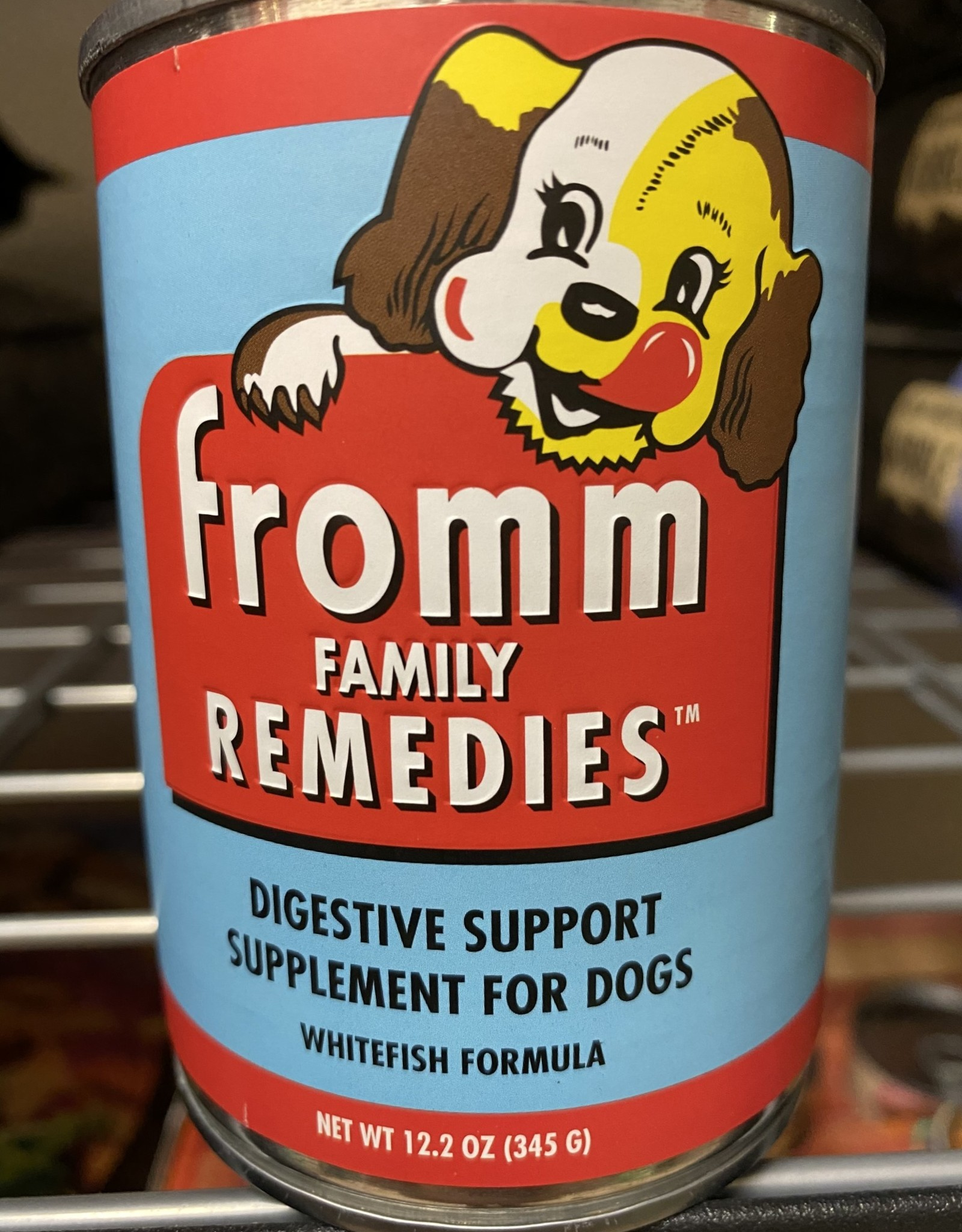 Fromm Remedies-  whitefish