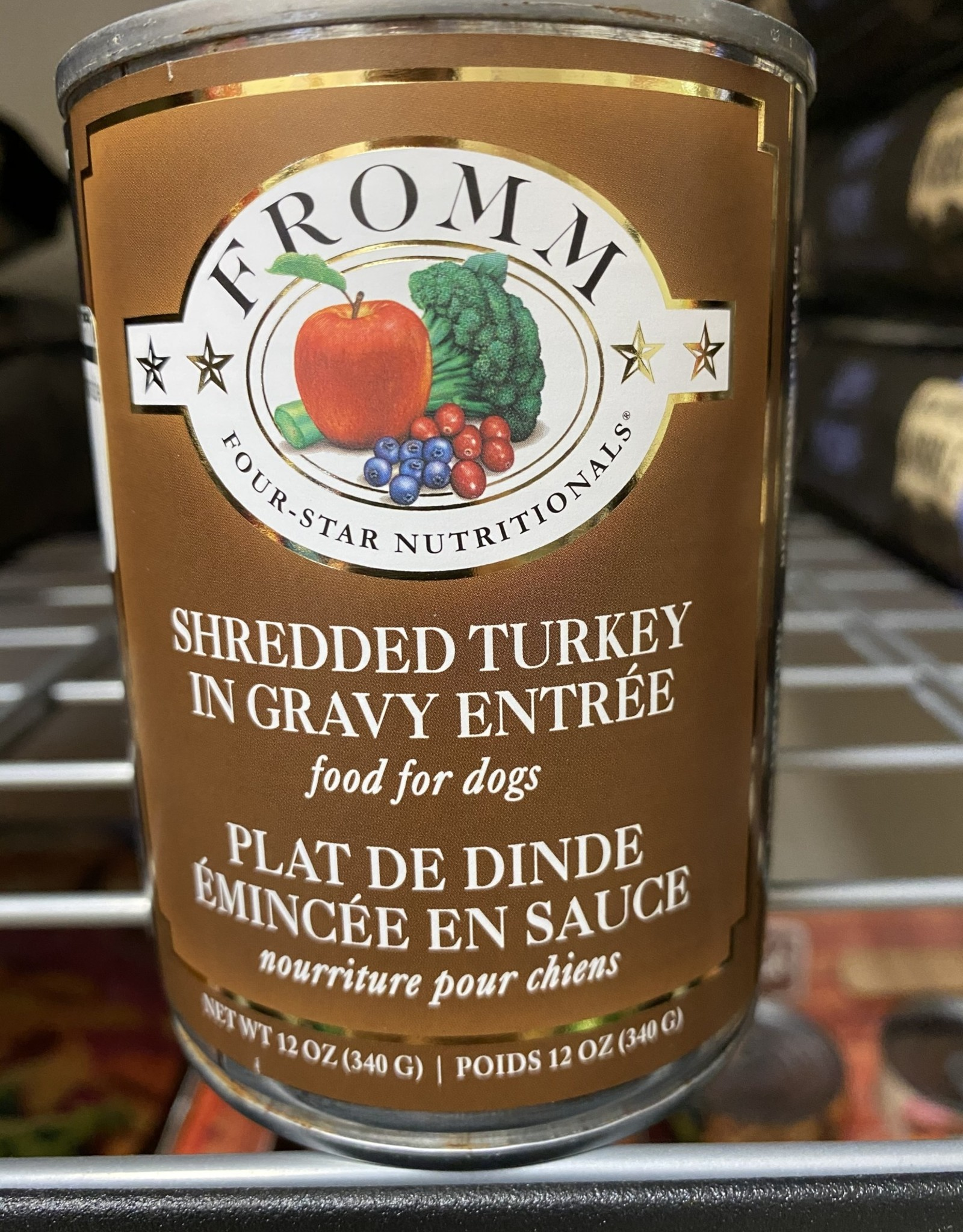 Fromm Four Star - Turkey Can