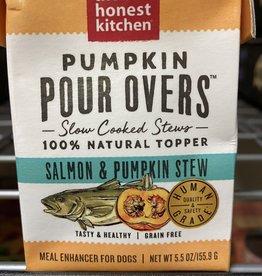 Honest Kitchen Pour Overs - Wet - Salmon & Pumpkin Stew