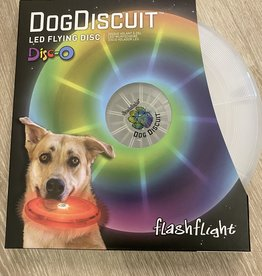 NiteIze NiteIze Dog Discuit - LED Flying Disc