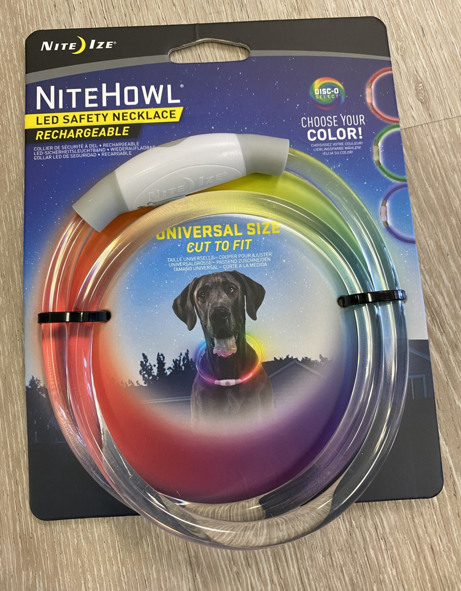 NiteIze NiteIze LED Rechargeable LED Necklace
