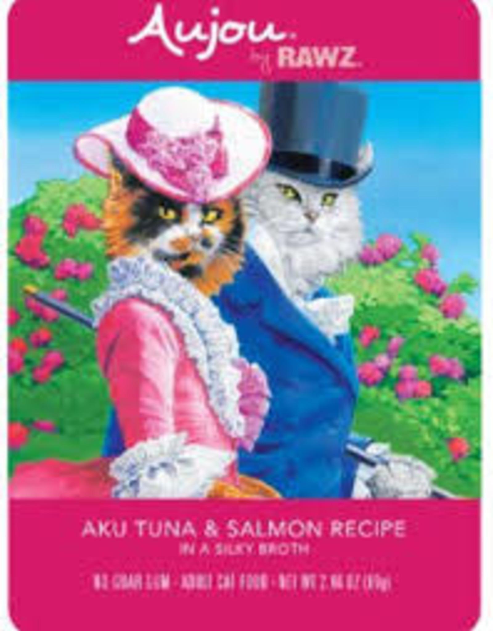 Aujou Aku Tuna & Salmon