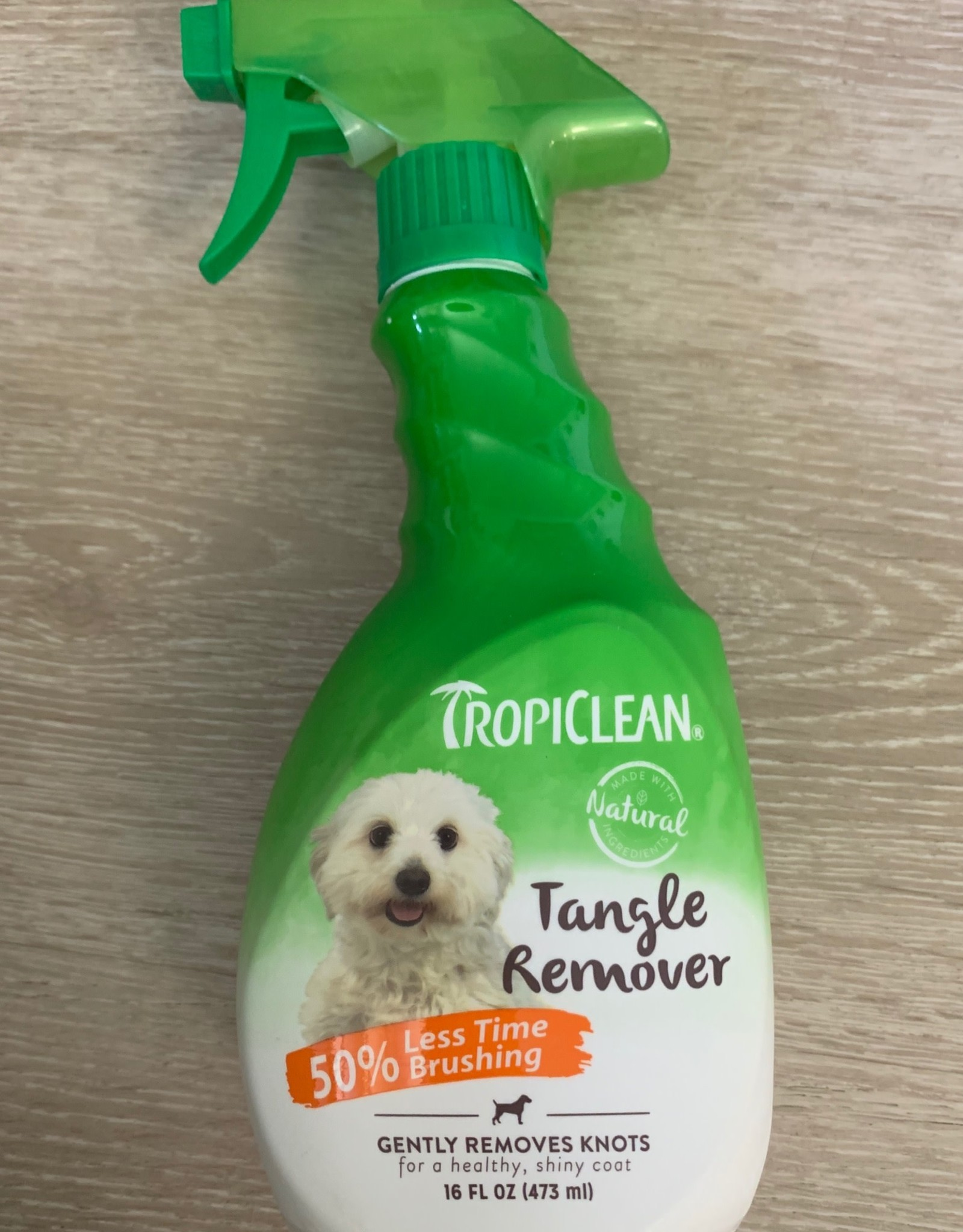 Tropiclean Natural Tangle Remover
