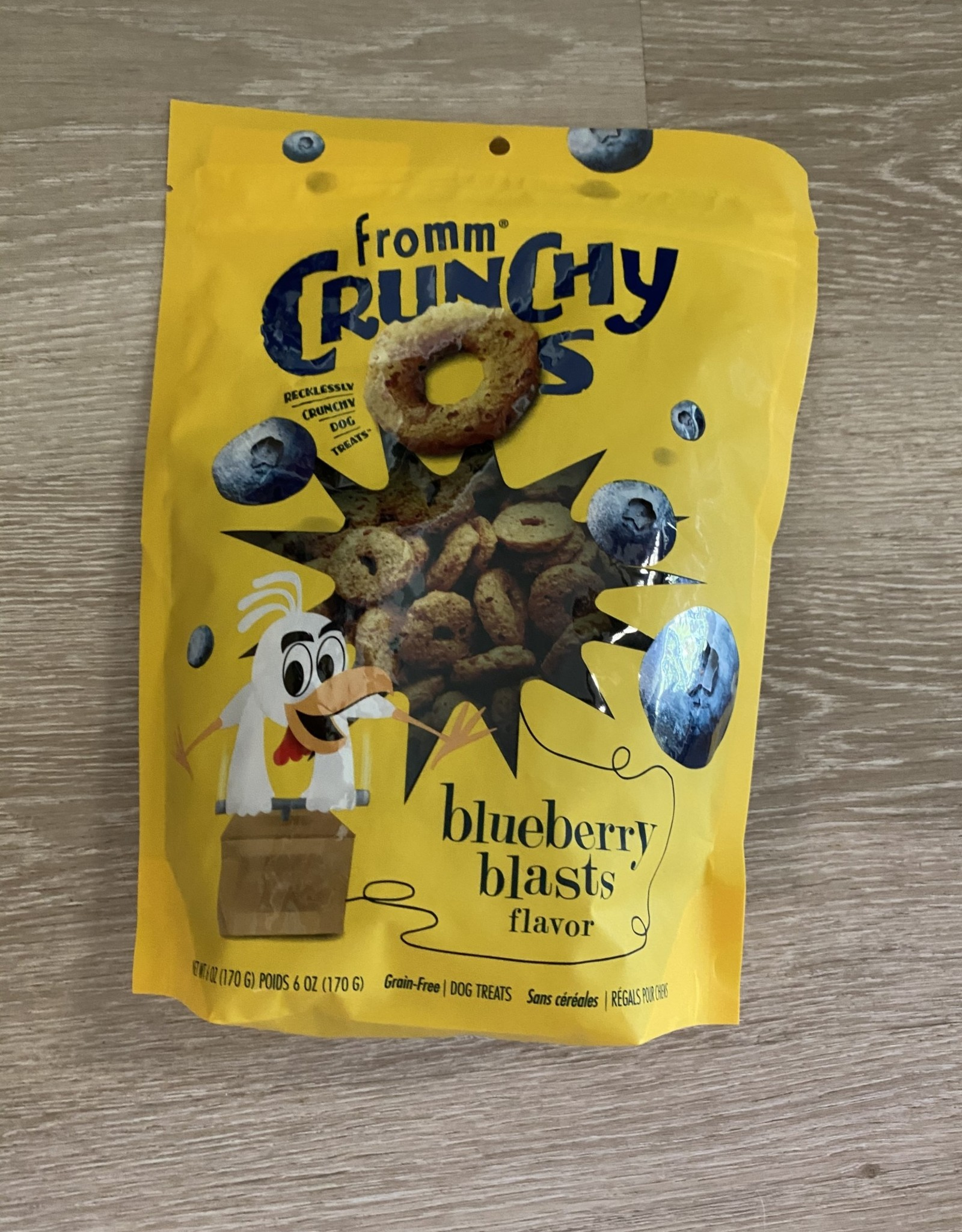Fromm Crunchy-Os Blueberry