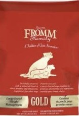 Fromm Dry Dog Food - Gold 33lb Large Breed Weight Mgmt