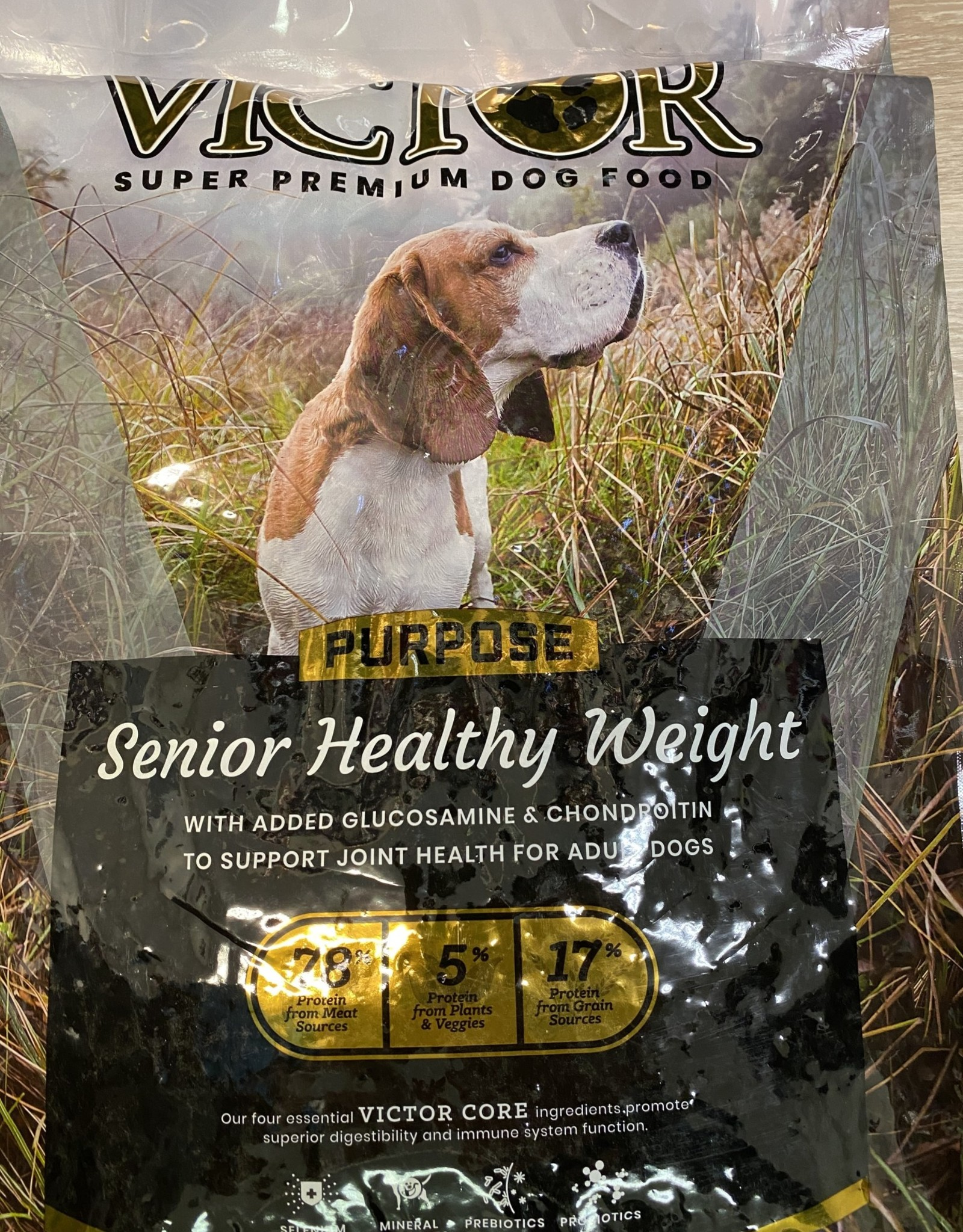 Victor Senior Healthy Weight 15lb Dry
