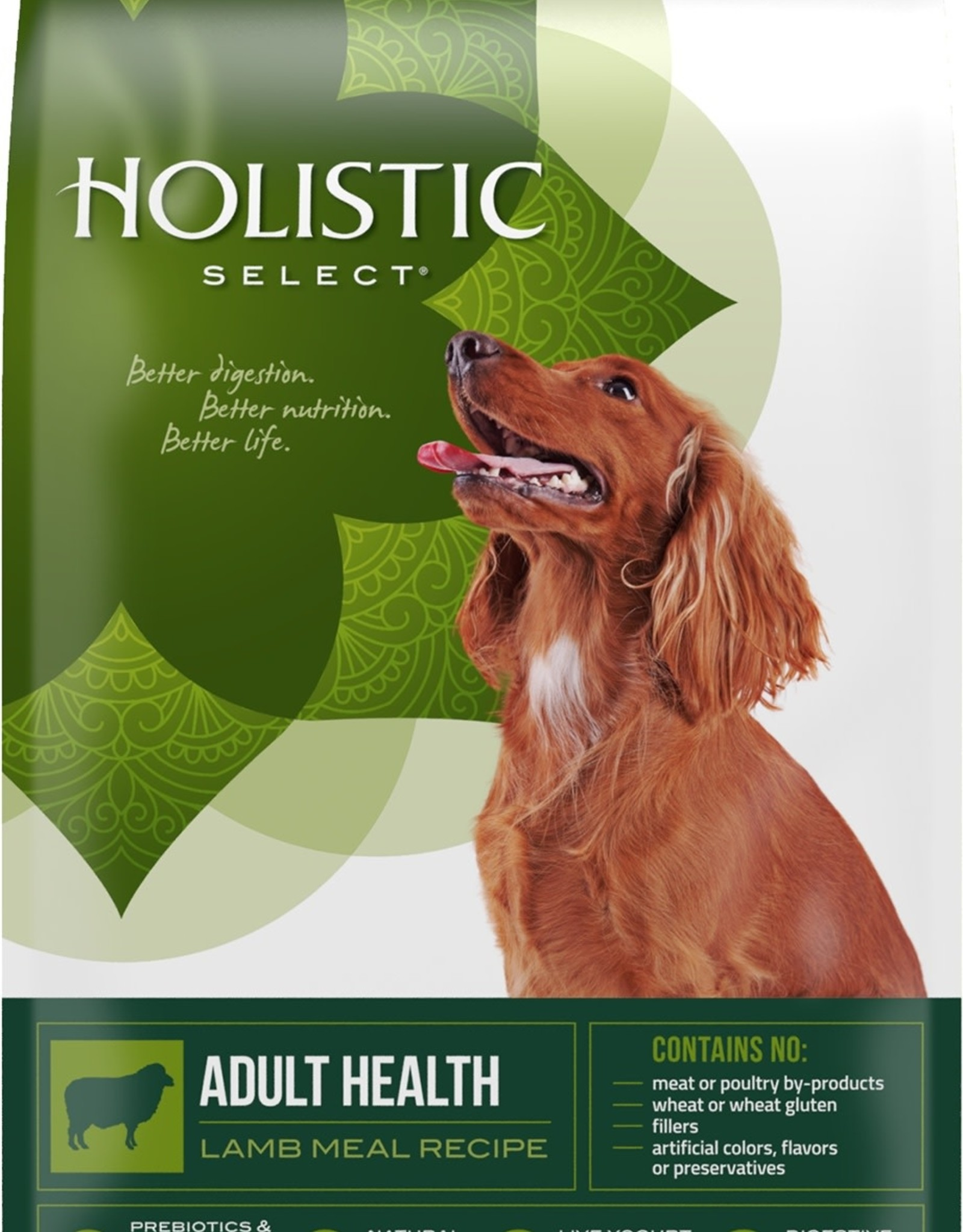Holistic Select Lamb Meal- Grain 30lb