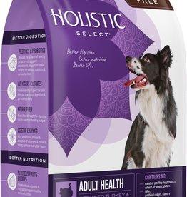 Holistic Select Dog Food 4lb Grain Free Deboned Turkey