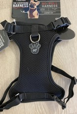 Canada Pooch Harness  Black X-Large