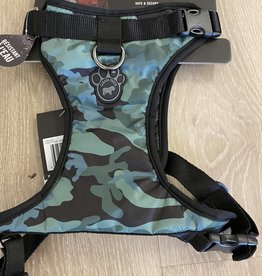 Canada Pooch Harness  Camo X-Large