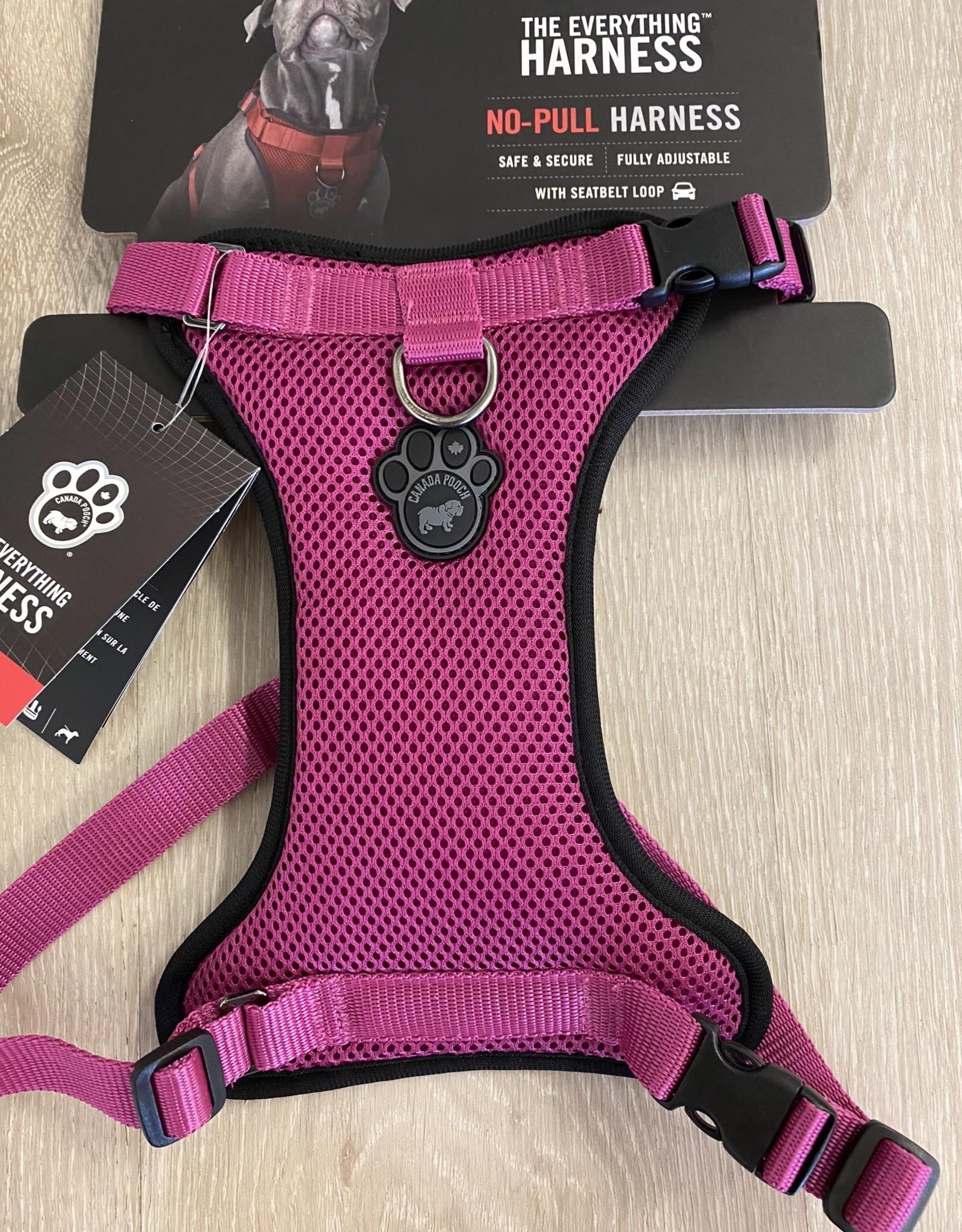 Canada Pooch Harness  Pink Medium