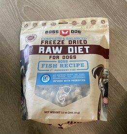 Boss Dog Freeze Dried  Fish