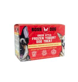 Boss Dog Greek Yogurt cheese/bacon