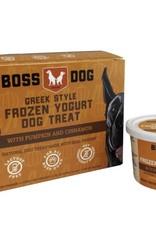 Boss Dog Greek Yogurt Pumpkin & Cinnamon 4 Pack