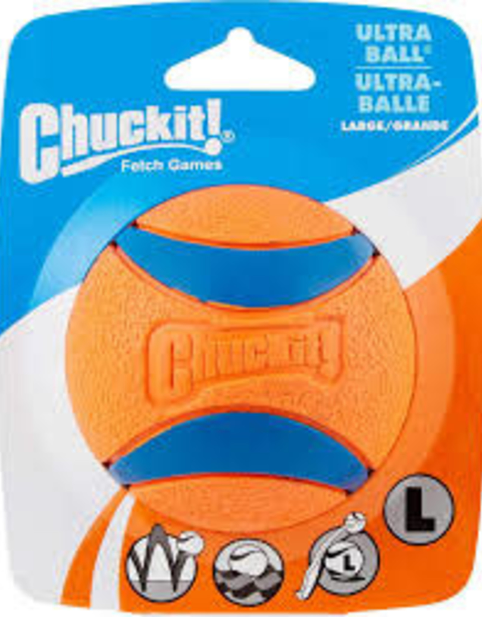 Chuck It Ultra Ball Medium