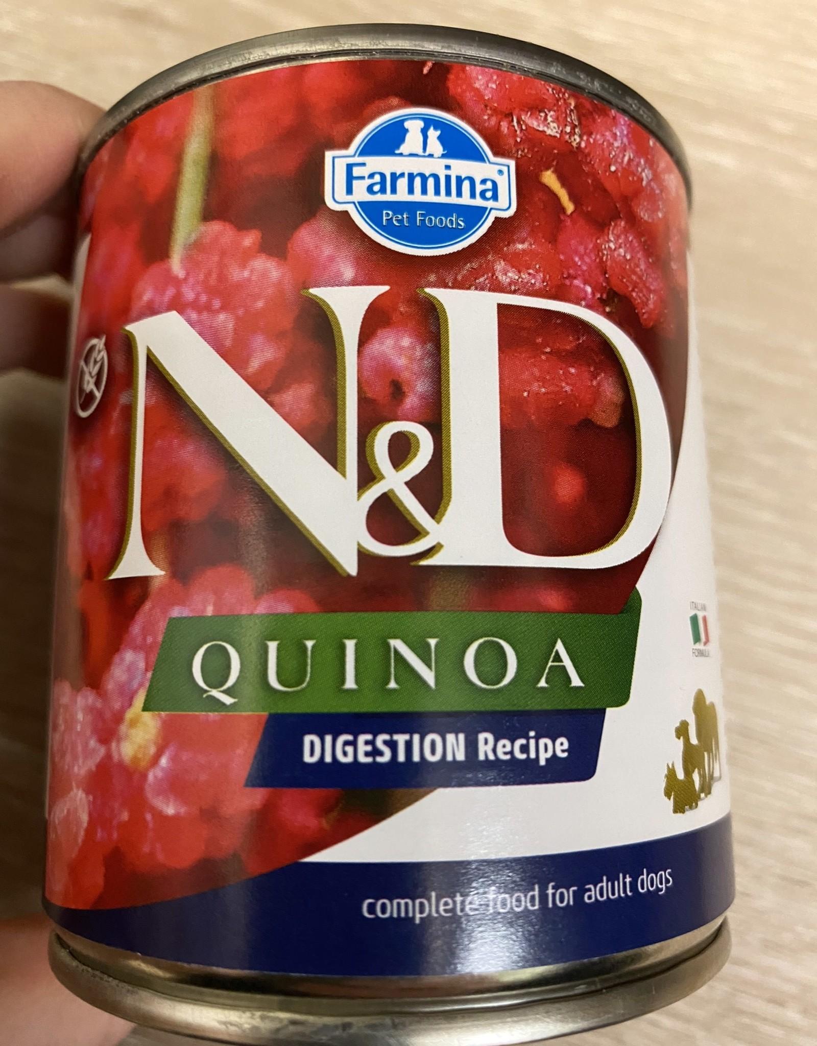 Farmina N&D Quinoa Digestion 10oz Can