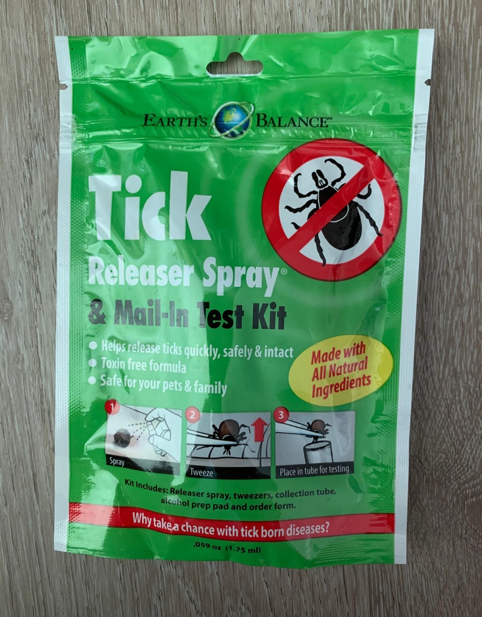 Earth Balance Tick Releaser Spray