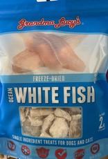 Grandma Lucys Freeze Dried Treats - White Fish