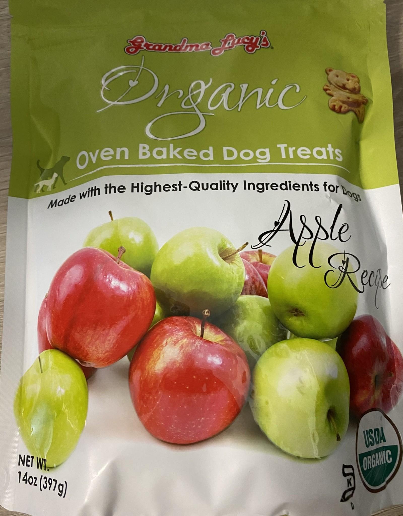 Grandma Lucys Organic Baked Treats - Apple