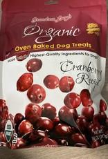 Grandma Lucys Organic Baked Treats - Cranberry