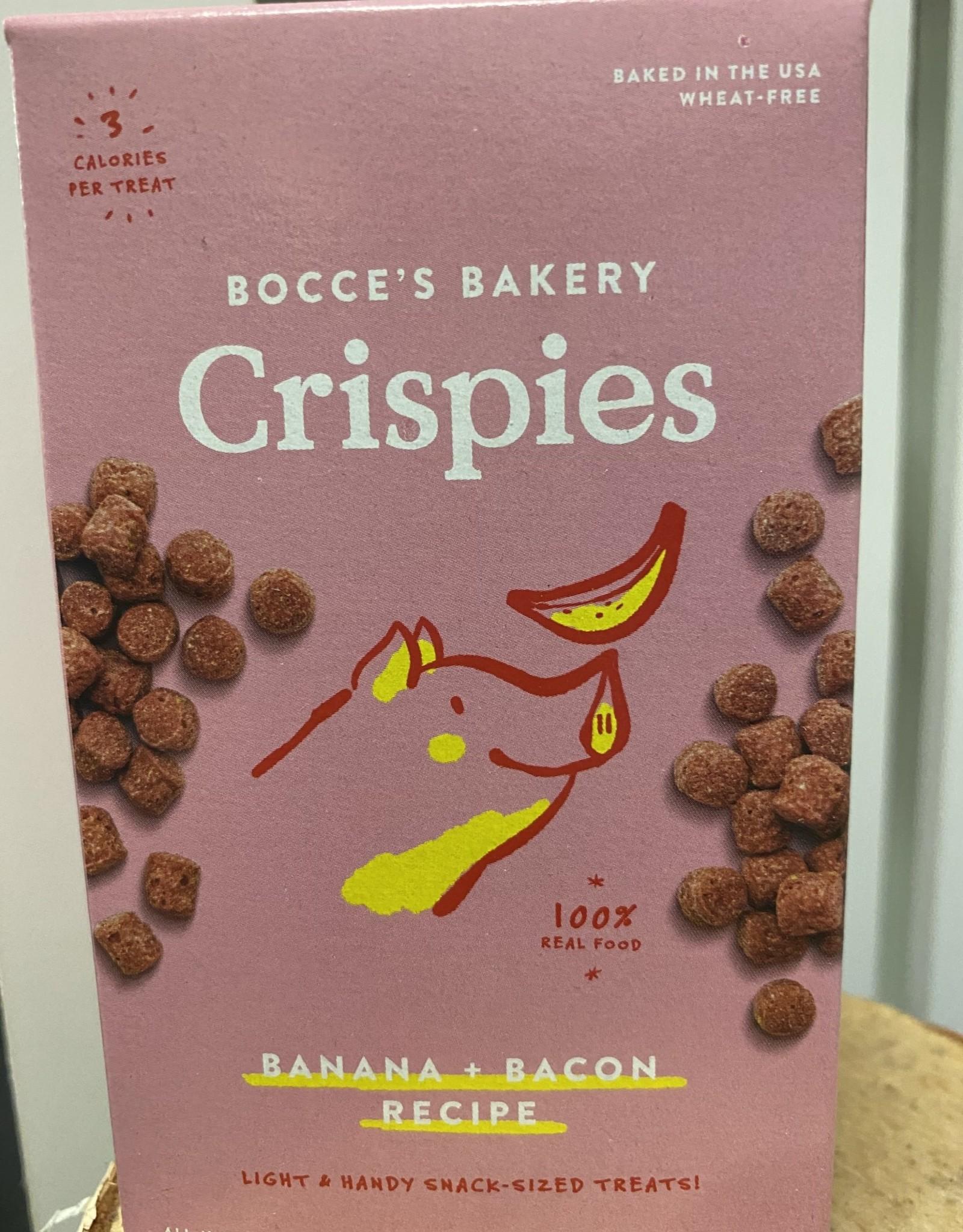 Bocces Bakery Crispies Banana Bacon