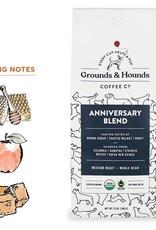Grounds & Hounds Anniversary Blend- Ground