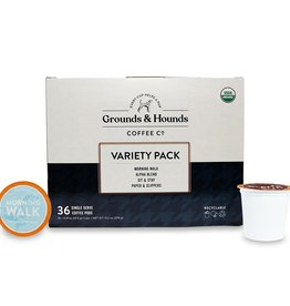 Grounds & Hounds Coffee K-Cups Variety Pack