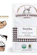 Grounds & Hounds Ground Coffee Good Boy