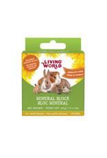 Living World Mineral Block, Dandelion, 1.4oz