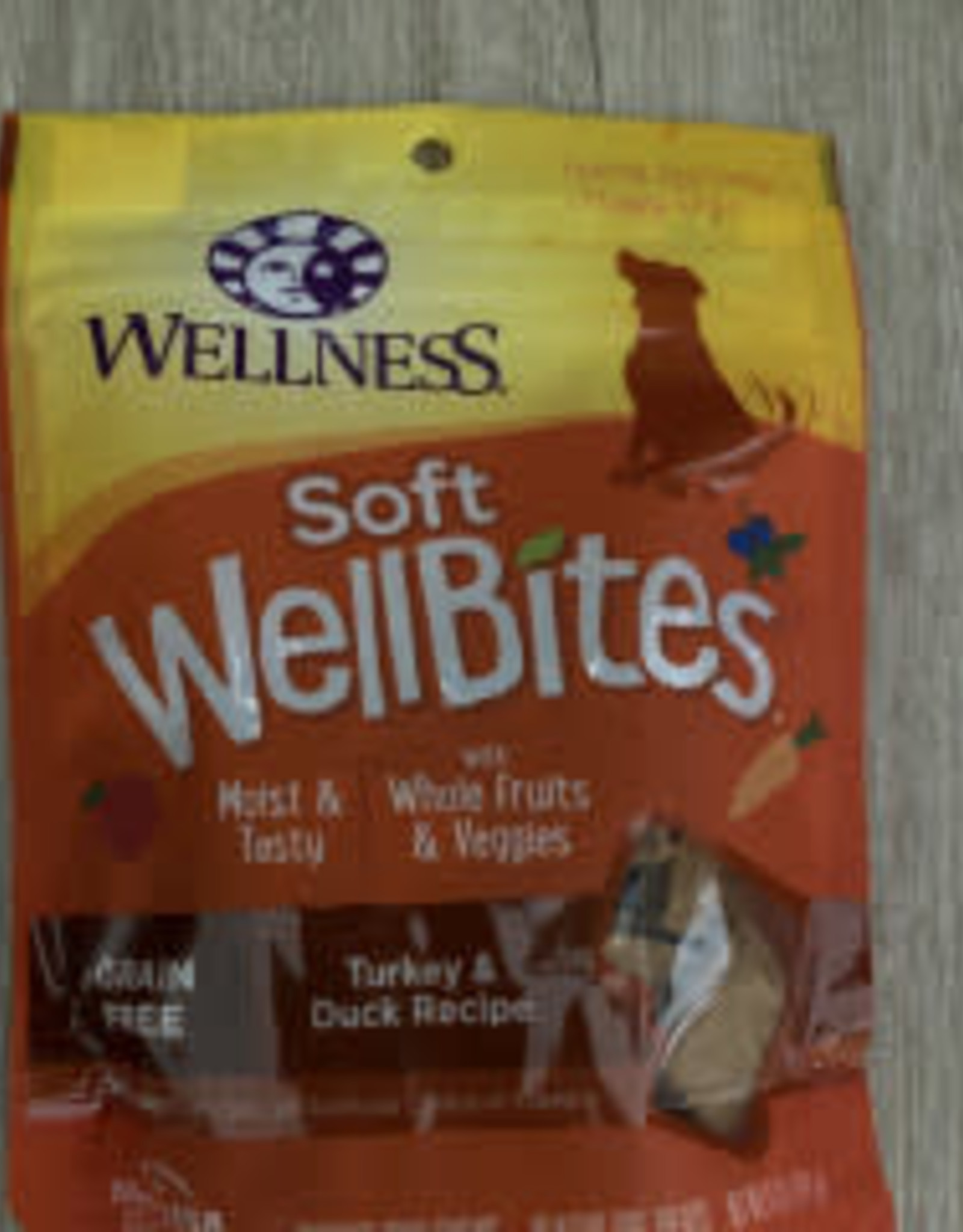 Wellness Soft Bites Turkey Duck  6OZ