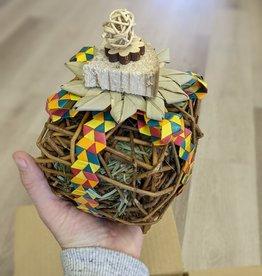 Buttercups Bunny Boutique Natural Present Box