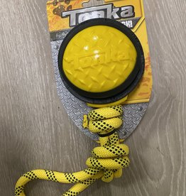 Tonka Diamond Clad Rope Ball 4in
