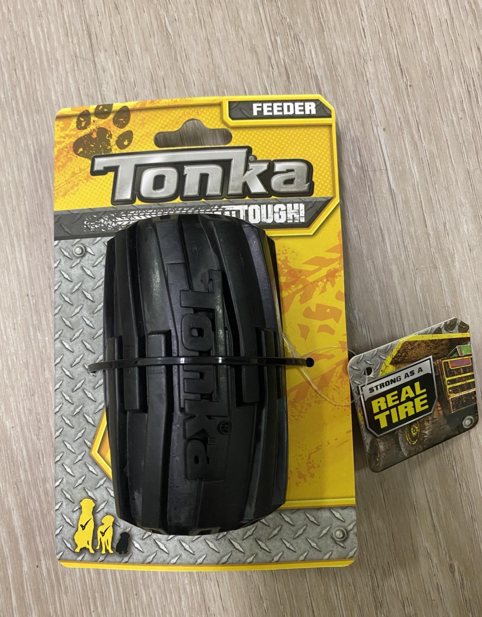 Tonka Mega Tread Treat Holder 4in
